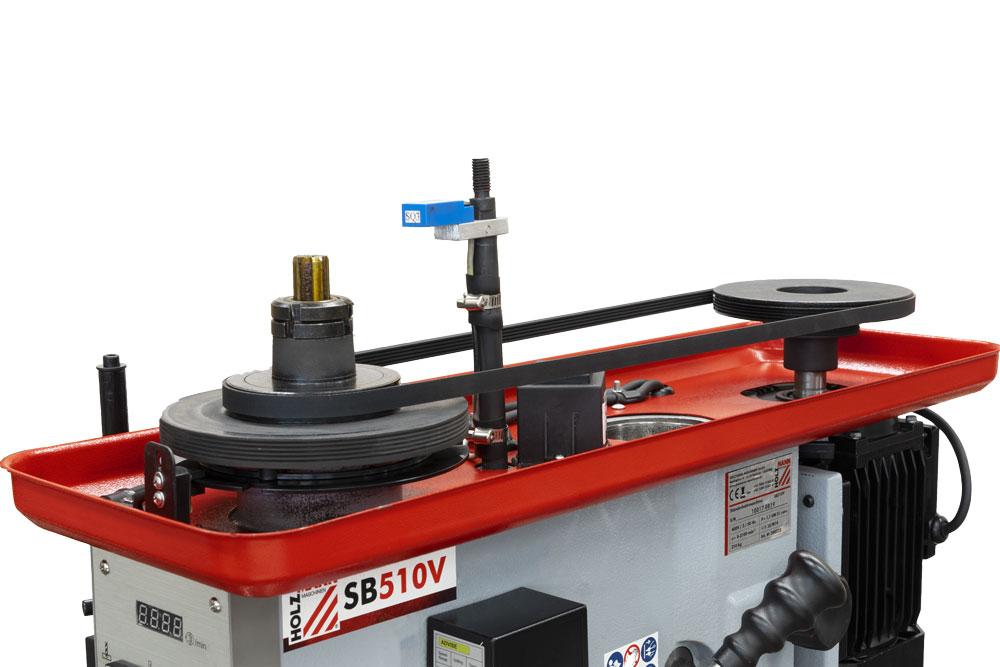Sloupová vrtačka 400 V Holzmann SB510V-2