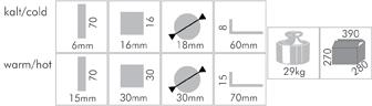Univerzální ruční ohýbačka Holzmann UB70 -1