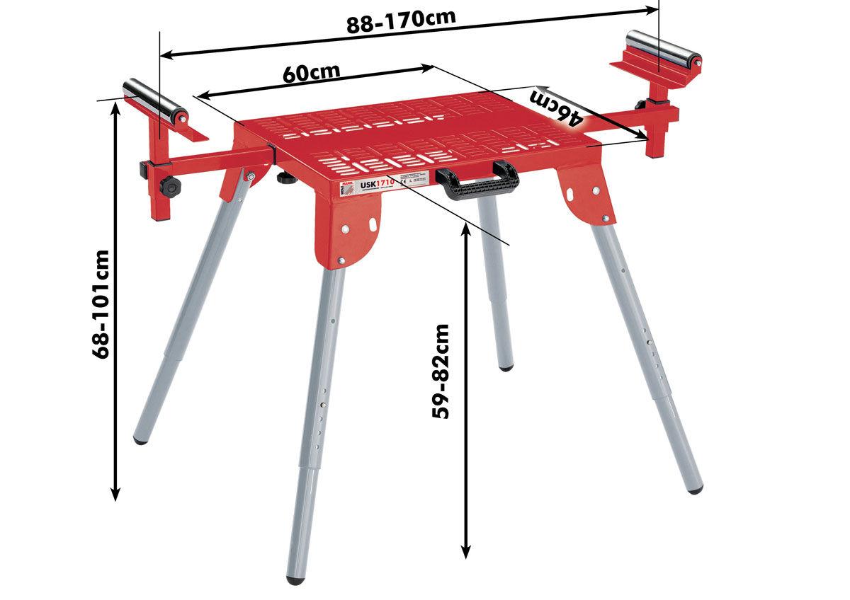 Pracovní stůl Holzmann USK1710 -3