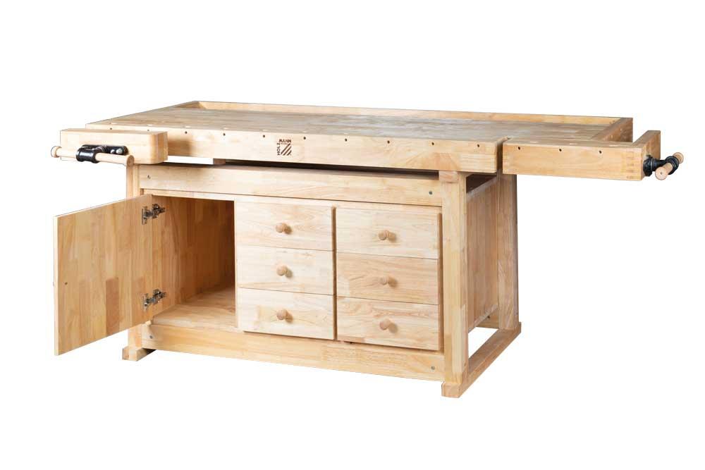Truhlářský-stůl hoblice Holzmann WB210C -2