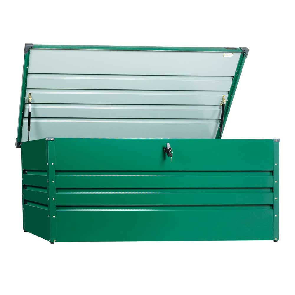 Zahradní úložný box Zipper ZI-GAB165GR-1