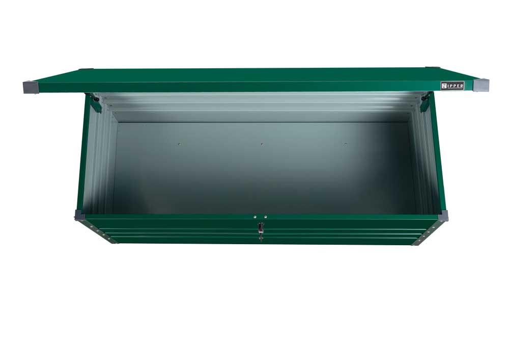 Zahradní úložný box Zipper ZI-GAB165GR-2