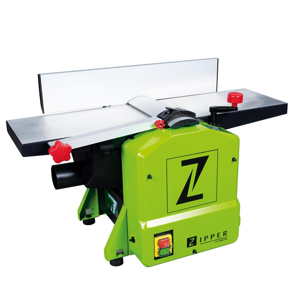 Srovnávací a tloušťkovací frézka Zipper ZI-HB204 -1