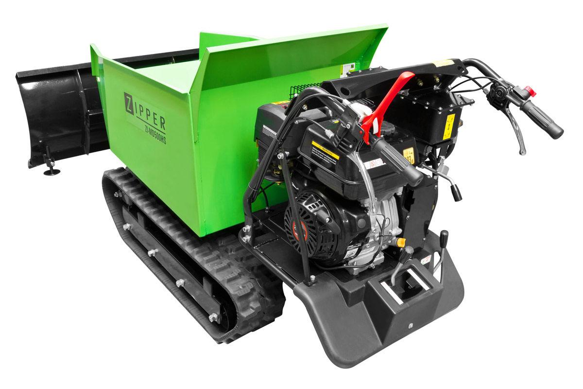 Pásový přepravník (mini dumper) Zipper ZI-MD500HS-1