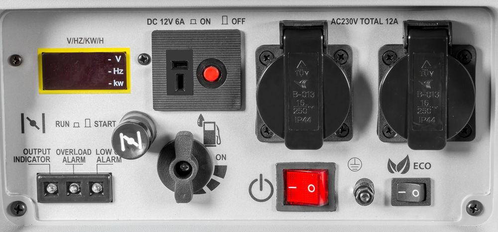 Elektrocentrála Zipper ZI-STE3000IV-3