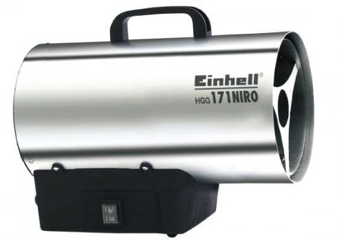 Topení plynové Einhell HGG 171 Niro