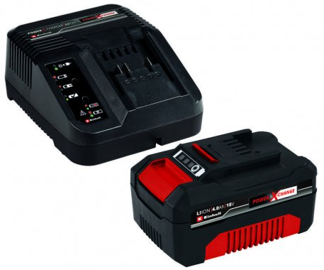 Baterie a nabíječka Power X-Change 4,0 Ah Einhell