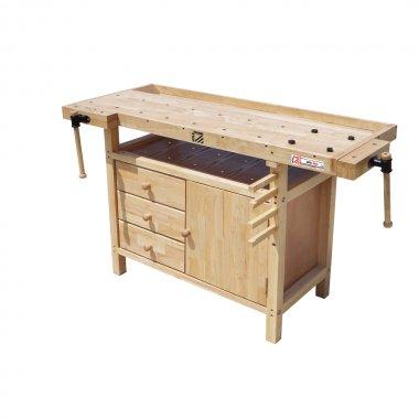Truhlářský-stůl hoblice Holzmann WB138C