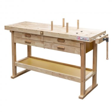 Truhlářský-stůl hoblice Holzmann WB162L