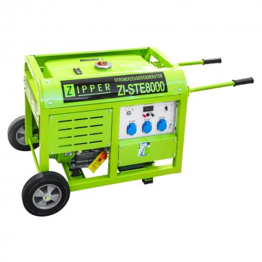 Generator Zipper ZI-STE8000 NEW PROFESSIONAL